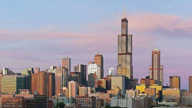 1. Skydeck-Willis Tower