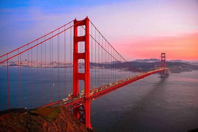 7. Golden Gate Bridge