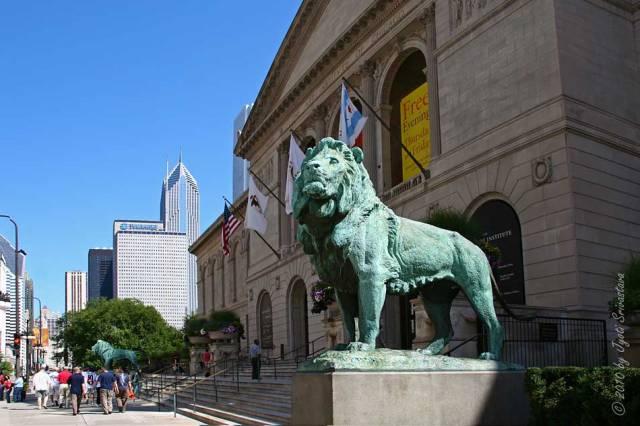 4. Art Institute of Chicago
