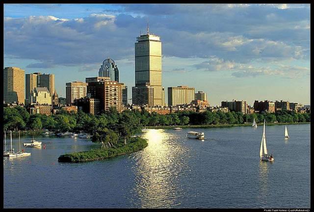 3. Charles River