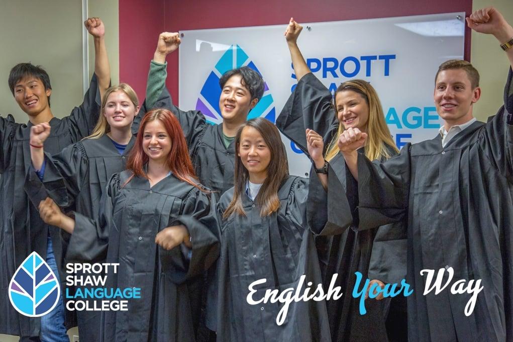 4. SSLC (Sprott Shaw Language College)