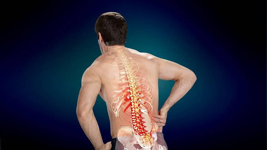 Покалывание в спине около позвоночника