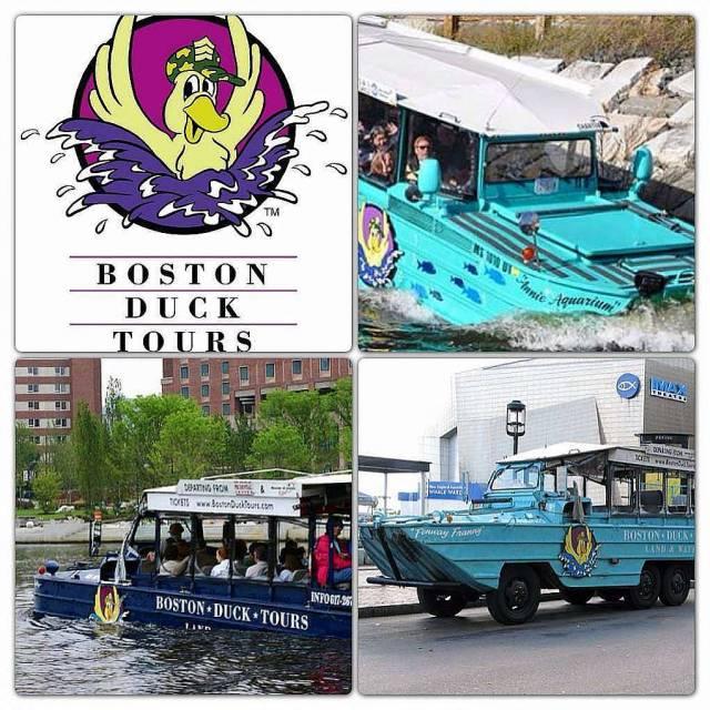 4. Duck Tours