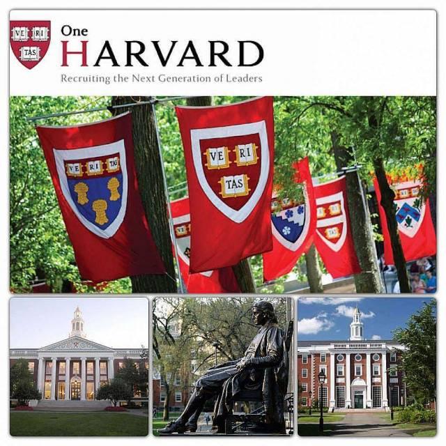 1. Harvard Üniversitesi