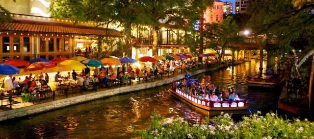 12. San Antonio River Walk