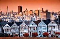 San Francisco'da Gündelik Yaşamdan Kareler