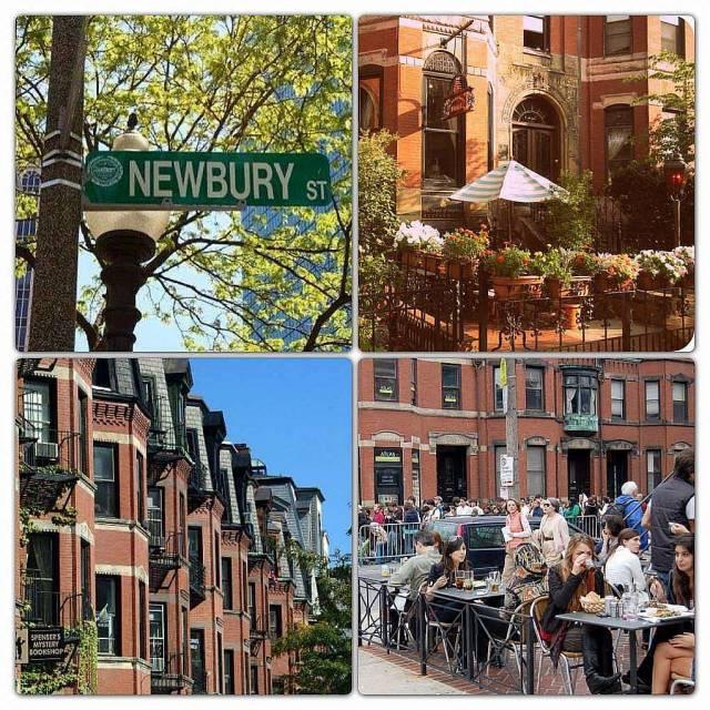 6. Newbury Caddesi