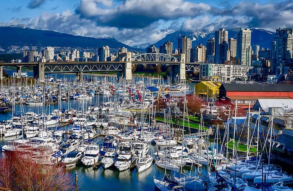 1. Kanada'nın en sıcak iklimine sahip şehridir.