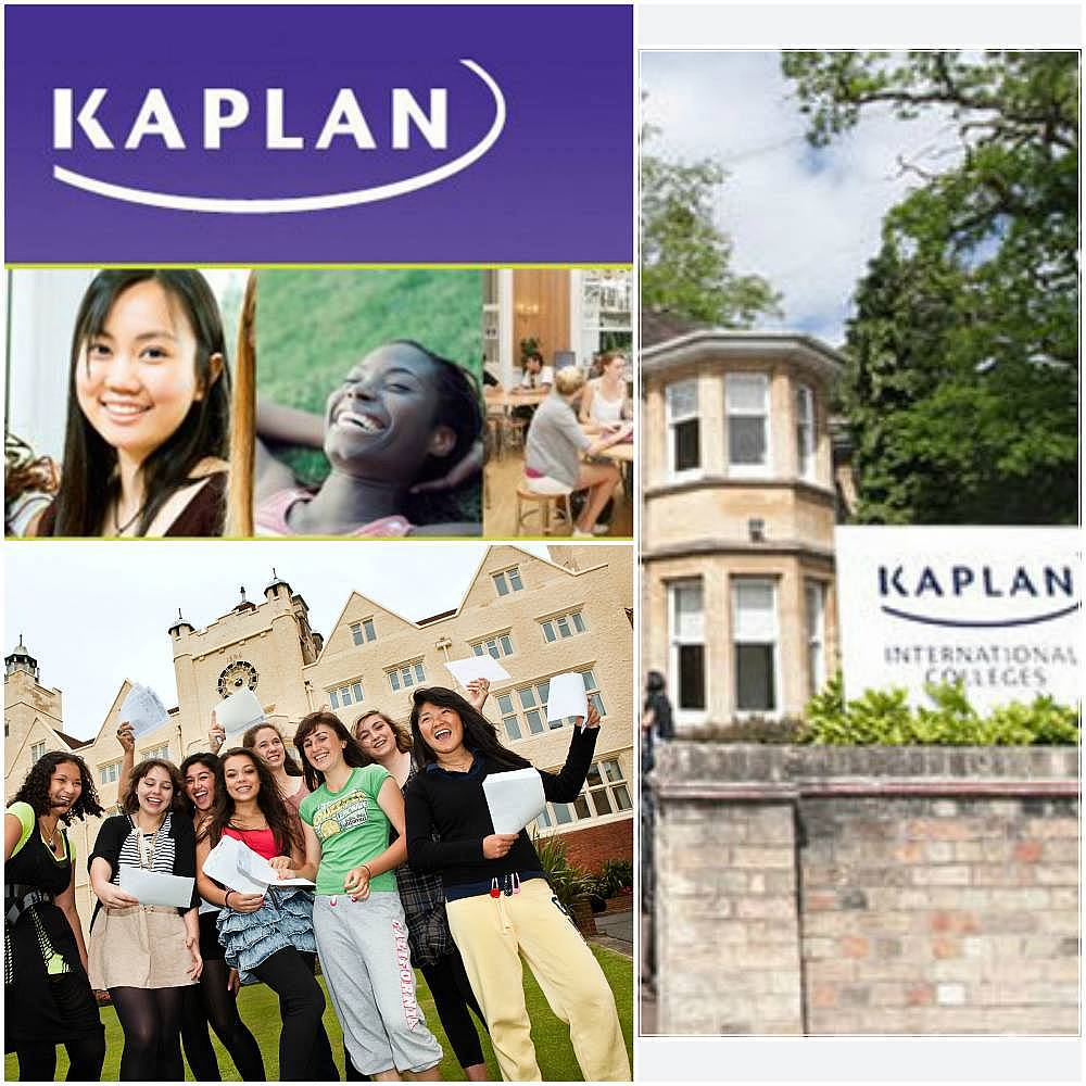 5. Kaplan International