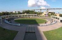Teksas'ın Corpus Christi Şehrini Bir de Drone İle Keşfedin