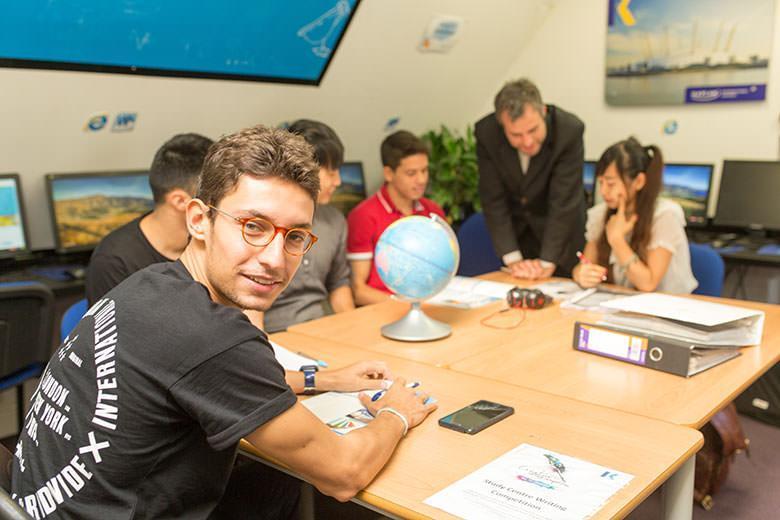 4. Yurtdışında Dil Eğitimi