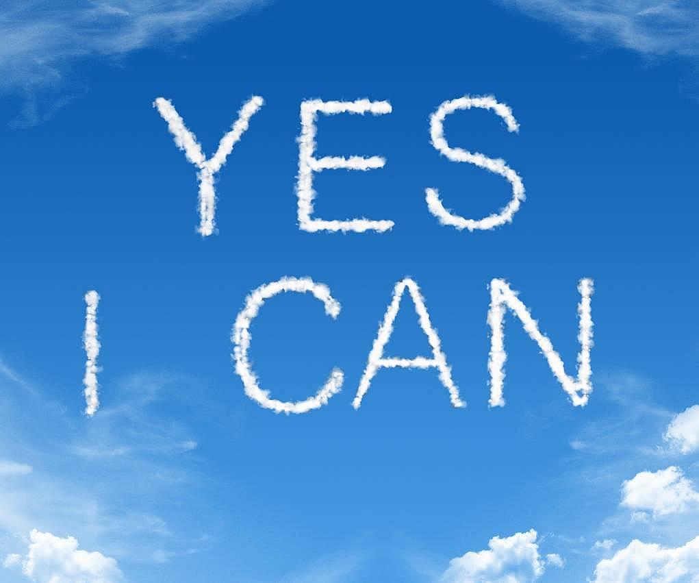 2. Başaracağınıza dair kendinize söz verin.