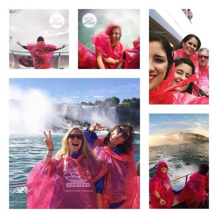 12. Niagara Şelalesi'ne gitmeden de olmaz.