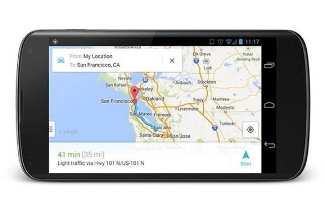 4. Google Maps