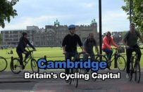 Cambridge: İngiltere'nin Bisiklet Cenneti