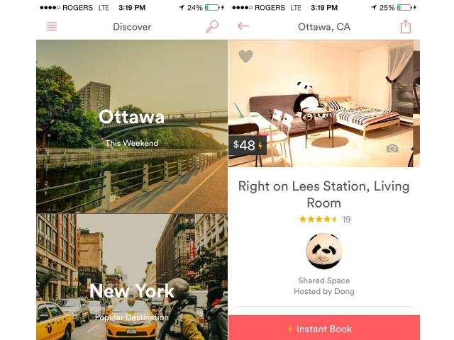 7. Airbnb