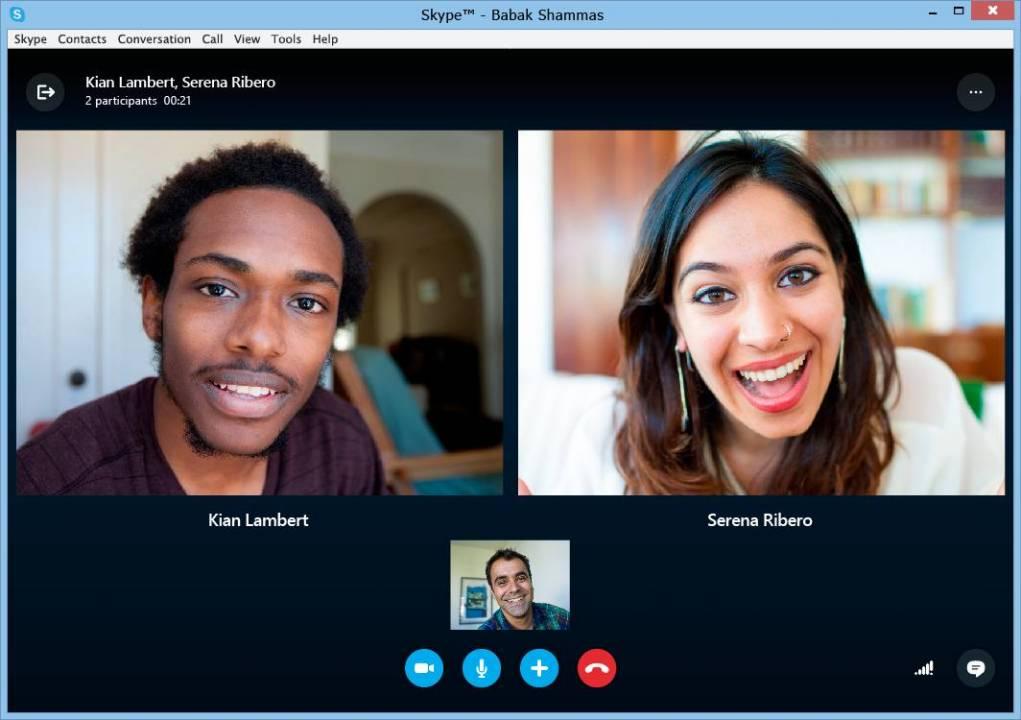 9. Skype