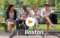 EC English Dil Okulu – Boston