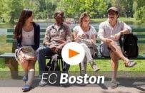 EC English Dil Okulu – Boston