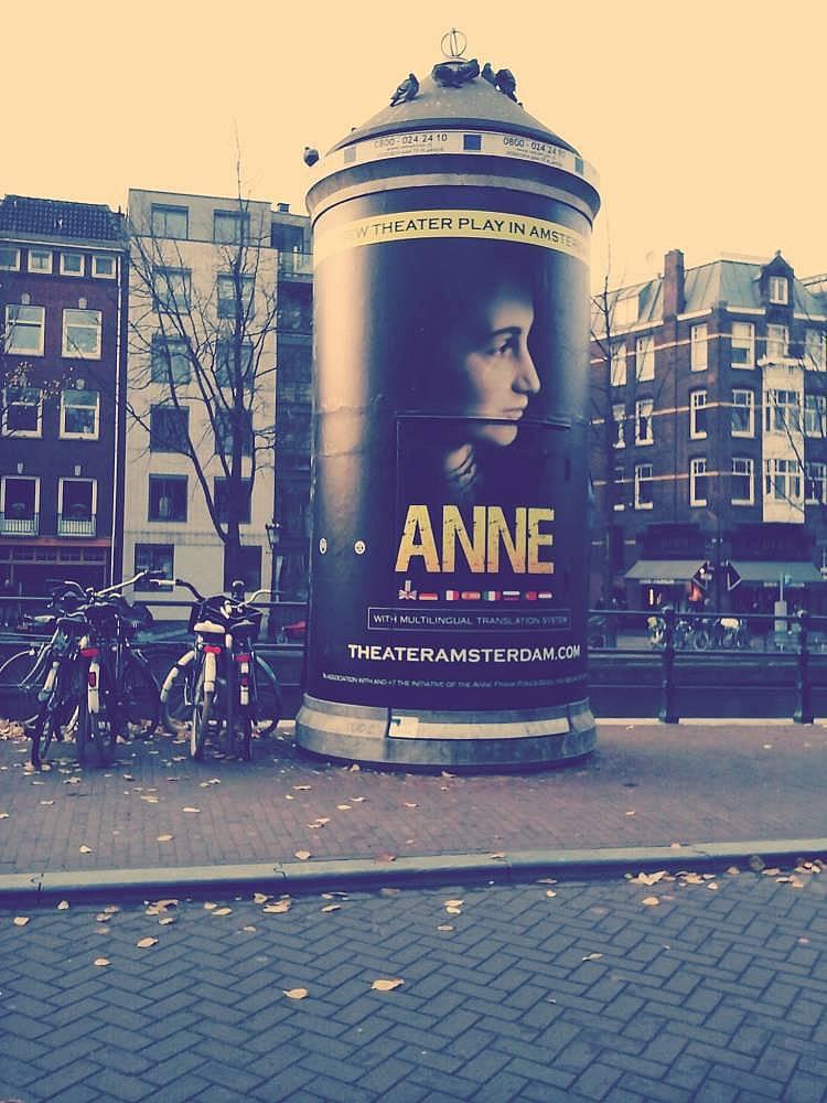40. Anne Frank Müzesi.. ne diyebilirim ki...