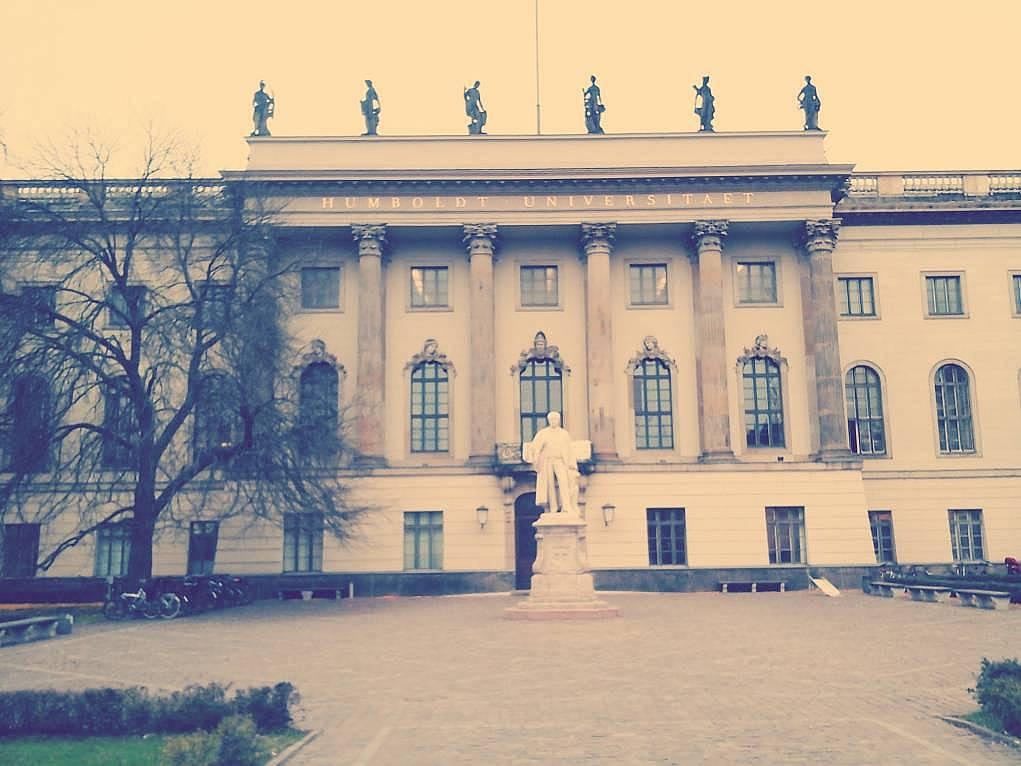 35. Humboldt Üniversitesi'nde okumak isterdim.