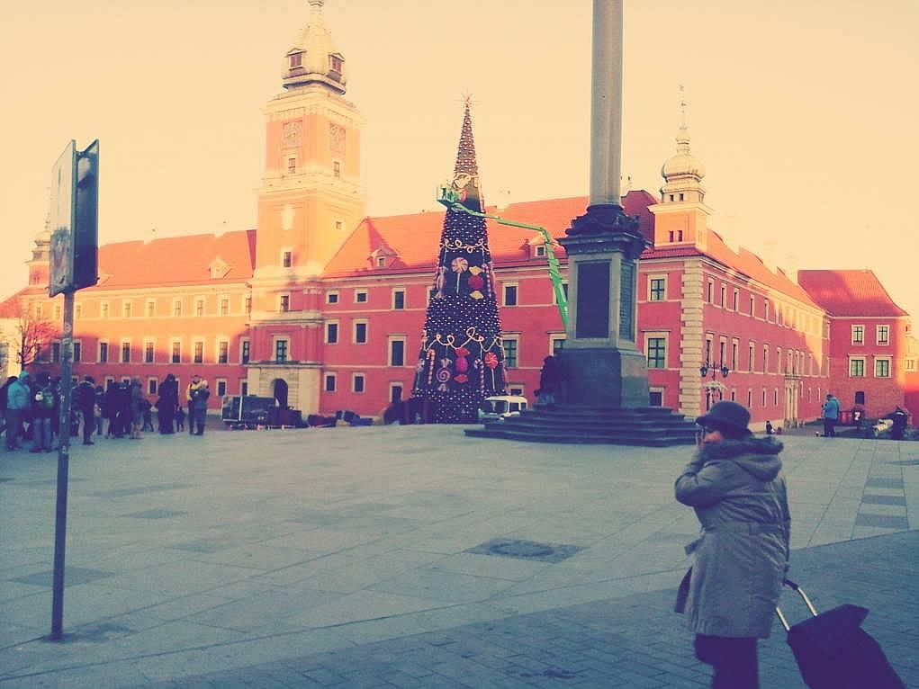 41. Varşova çok soğuk olsa da üşümeye değer.