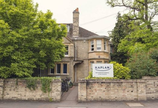Kaplan International Dil Okulu – Cambridge