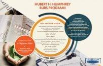 2017-2018 Akademik Yılı Hubert H. Humphrey Burs Başvuruları