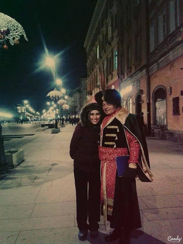 42. Varşova'nın bölgesel kıyafeti oldukça dikkatimi çekti.