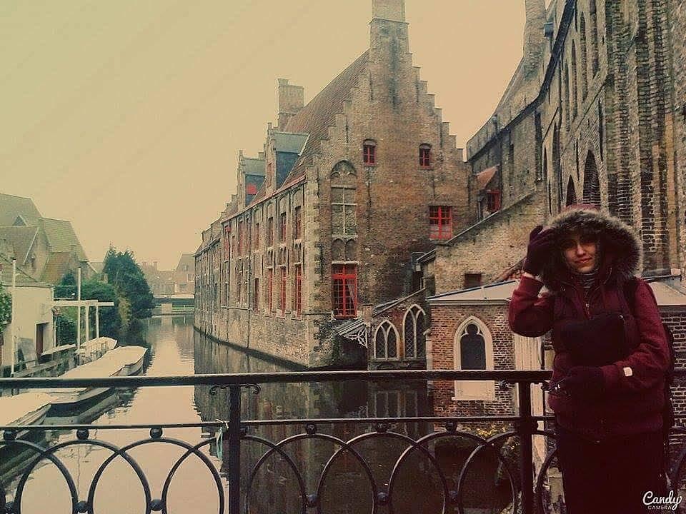 46. Brugge şehri huzur verici..