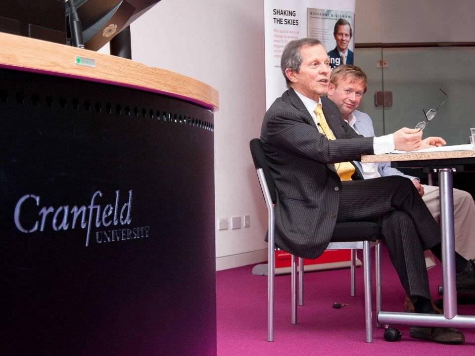 19. Cranfield School of Management / Birleşik Krallık