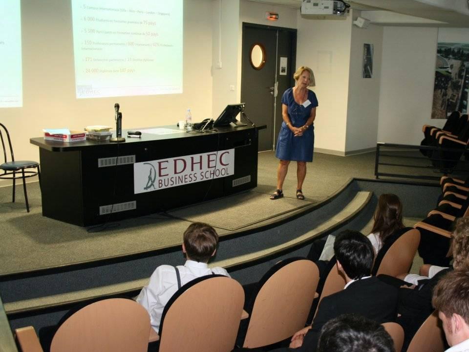 25. EDHEC Business School / Fransa