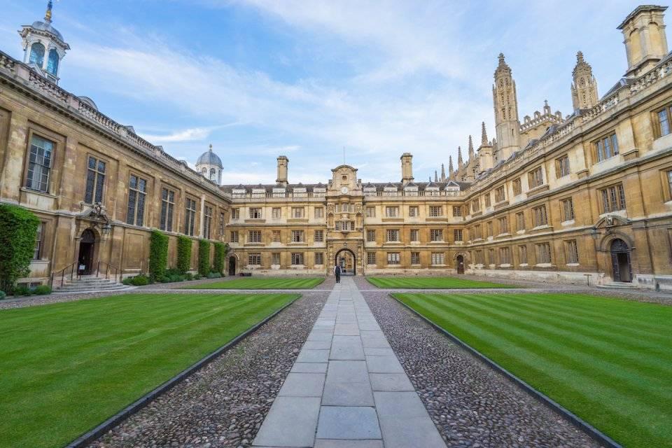 3. Cambridge Judge Business School / Birleşik Krallık