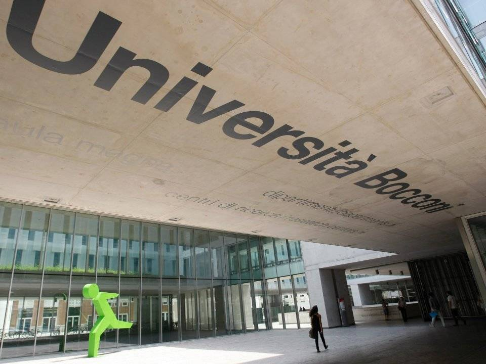 9. SDA Bocconi School of Management / İtalya
