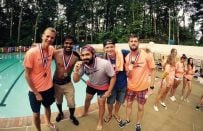 Premier Aquatics'in Düzenlediği Lifeguard Olimpiyat Oyunları Nefes Kesti!