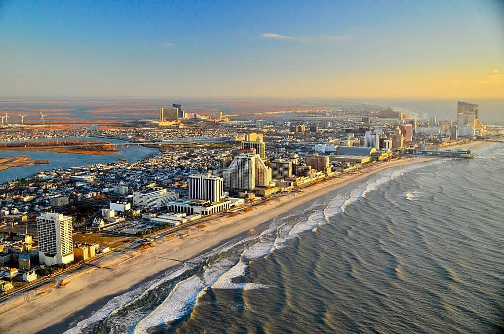 Atlantic City'e Gitmeniz için 7 Neden