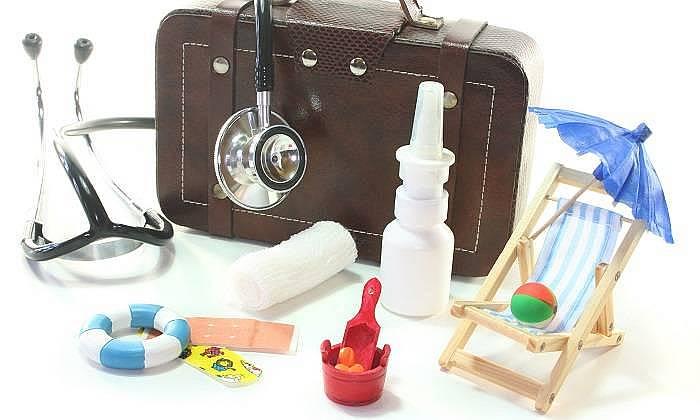 1. Doktorunuza görünün ve yurtdışı sağlık sigortanızı yaptırın.