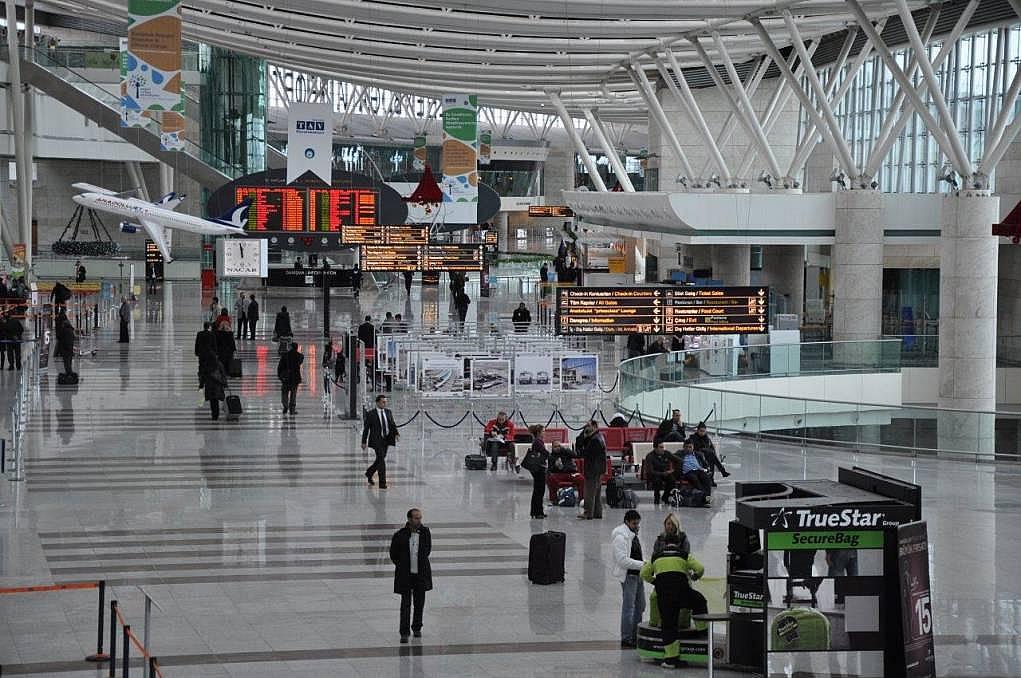 5. Alternatif havalimanı belirleyin.