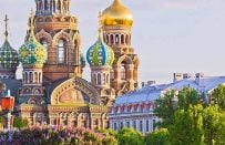Rusya'nın İncisi St. Petersburg'da Görmeniz Gereken 10 Yer