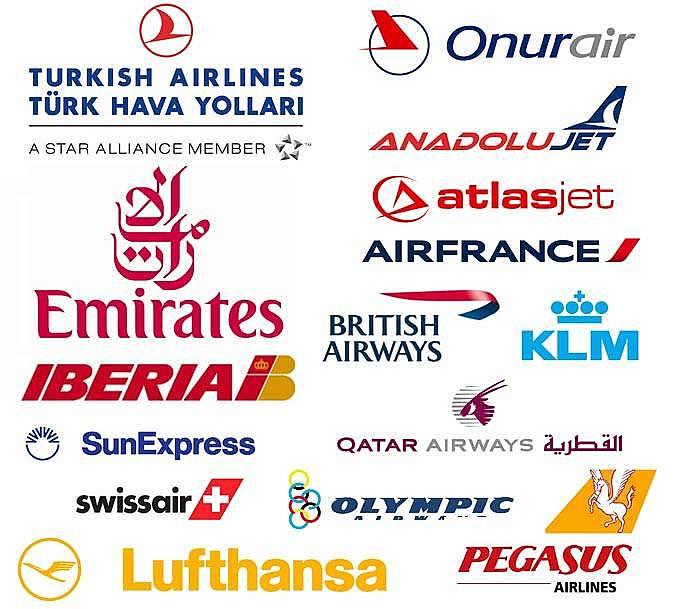 6. Havayolu firmalarına üye olun.