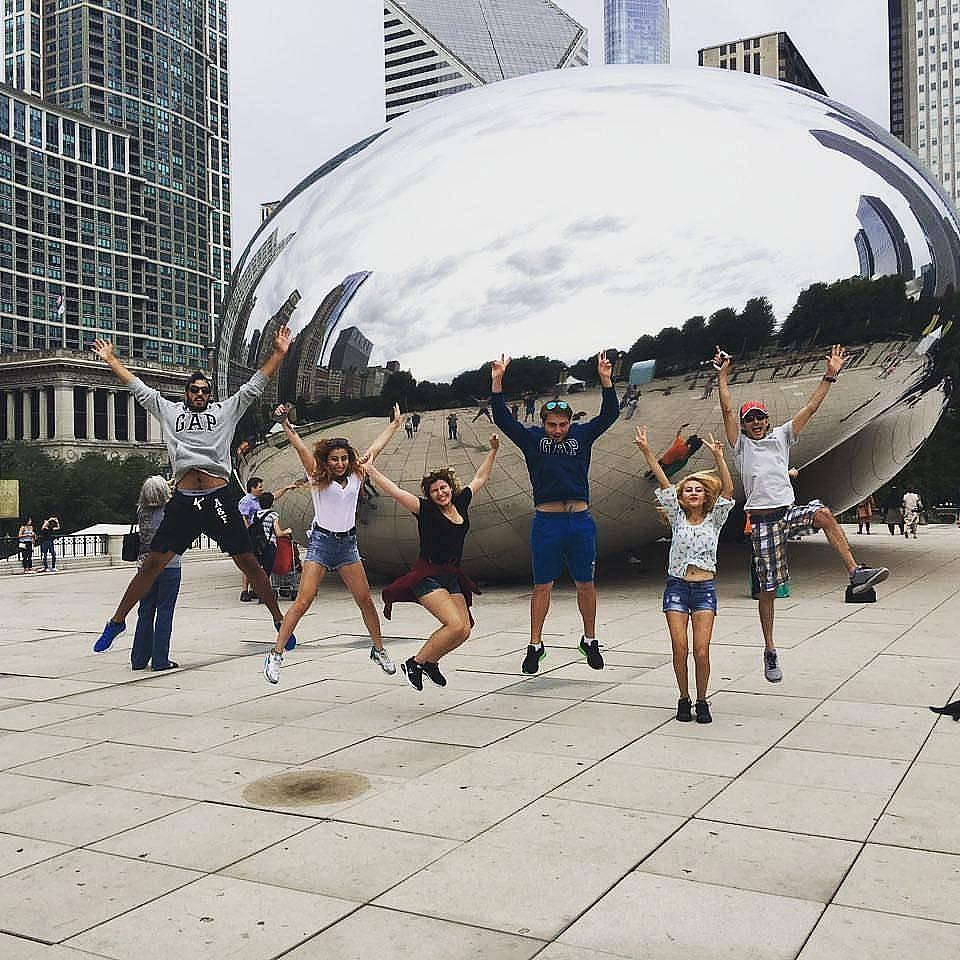 """6. ''Of sonunda'' dediğim vakit geldi: """"Chicago'dan New York'a Travel Vakti"""