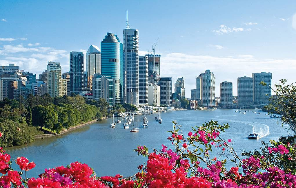 3. Brisbane