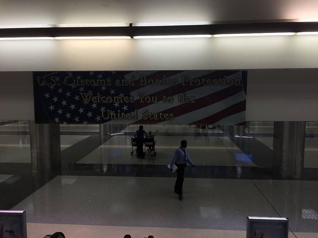 9. Welcome to USA!