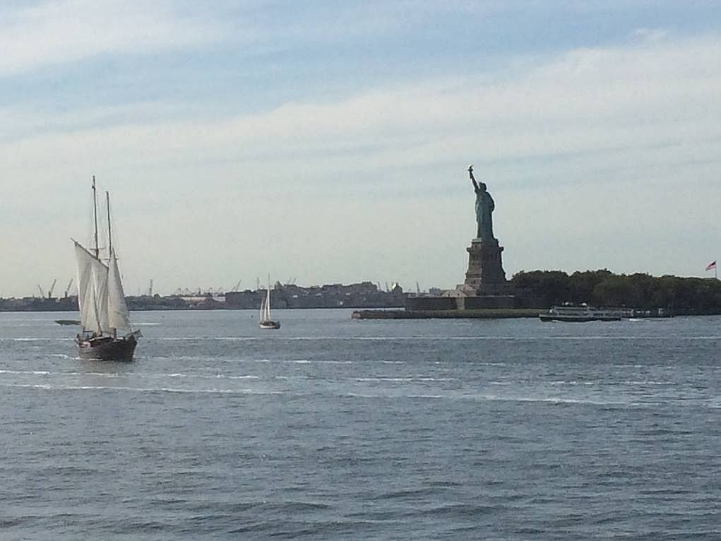 7. Bekle beni Amerika ben geliyorum :)