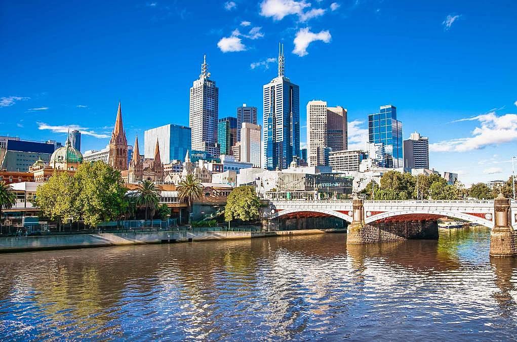 2. Melbourne