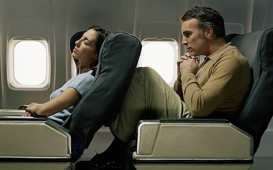 3. Amerika'ya uçuş ve ayak basmak.