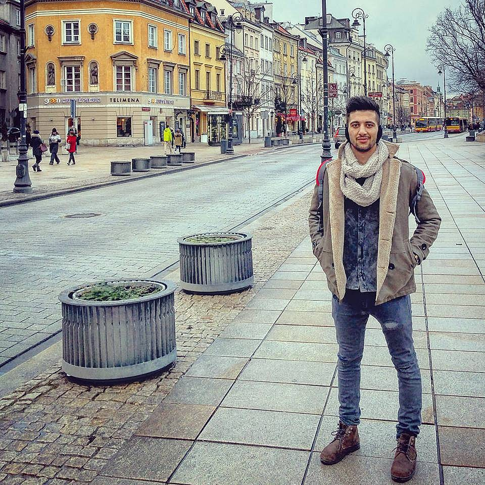 4. Polonya'da ev sahibimle mahkemelik olmam.