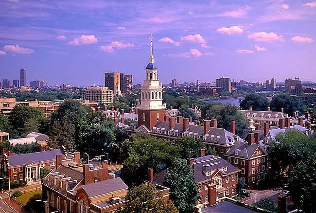 1. Harvard Üniversitesi (ABD)