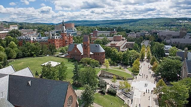 12. Cornell Üniversitesi (ABD)