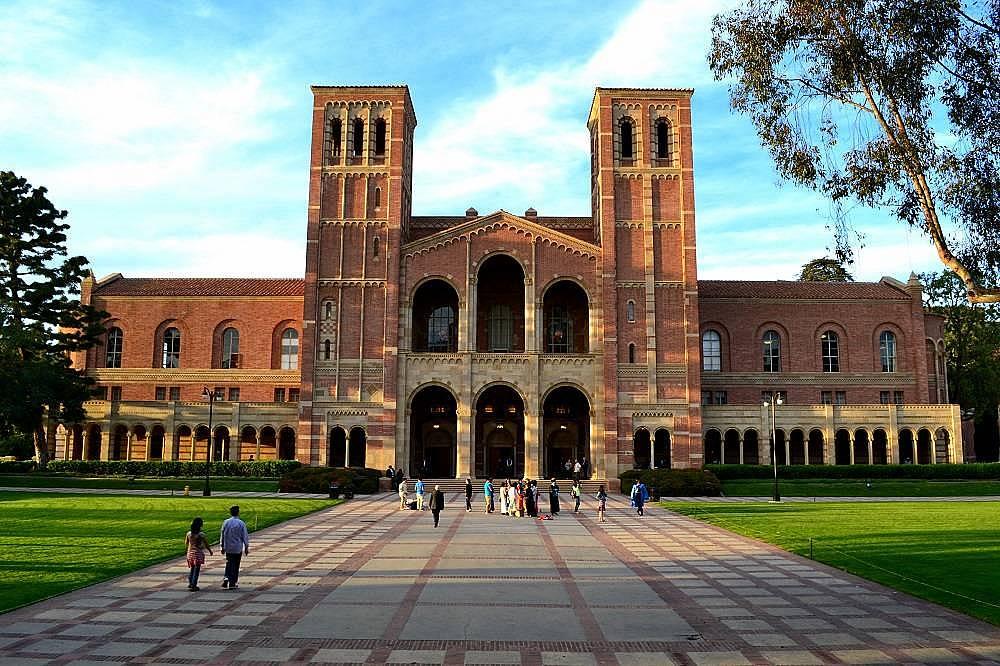 15. Kaliforniya Üniversitesi (Los Angeles) (ABD)